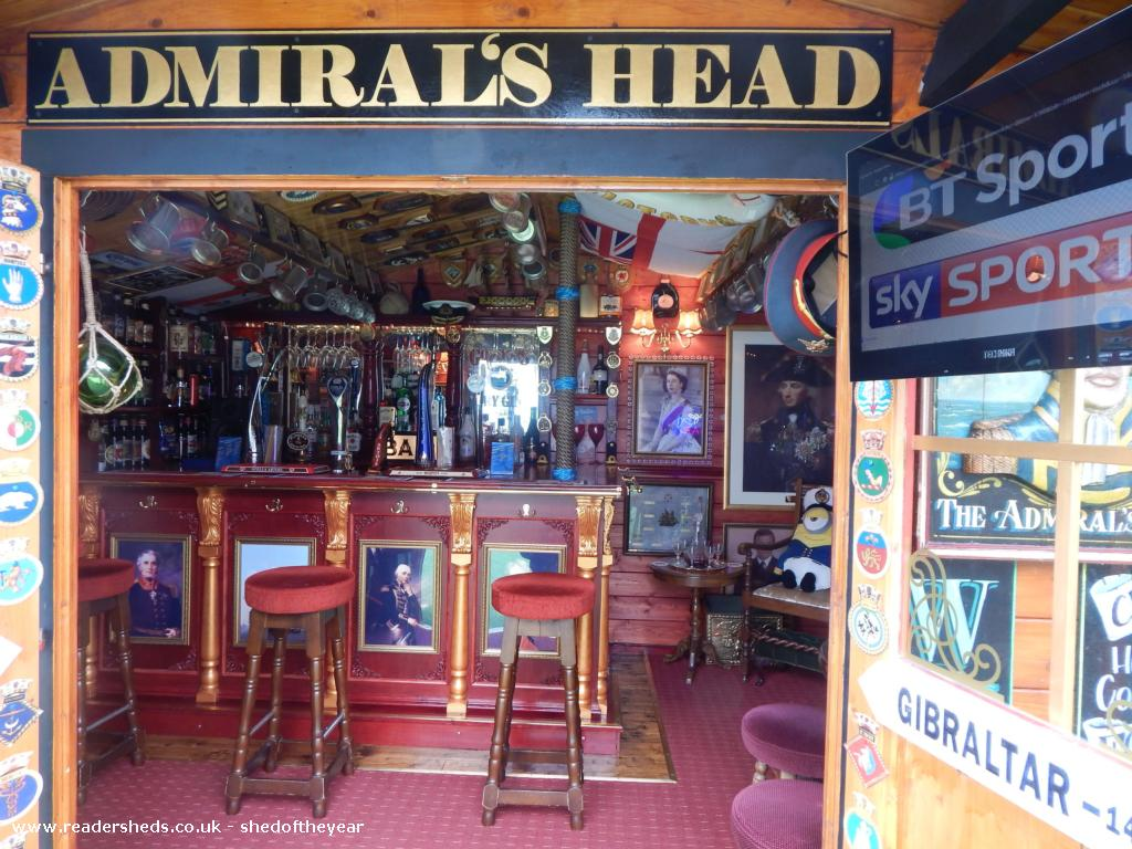 THE ADMIRALS HEAD