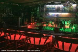 Fred's Bar Clacton - Jim Sangwell - Garden