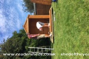The Summerhouse  - Chesney Warwick  - Garden