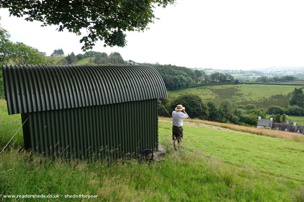 Photo of The Hut, entry to Shed of the year
