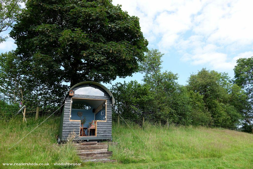 Photo of The Hut, entry to Shed of the year-