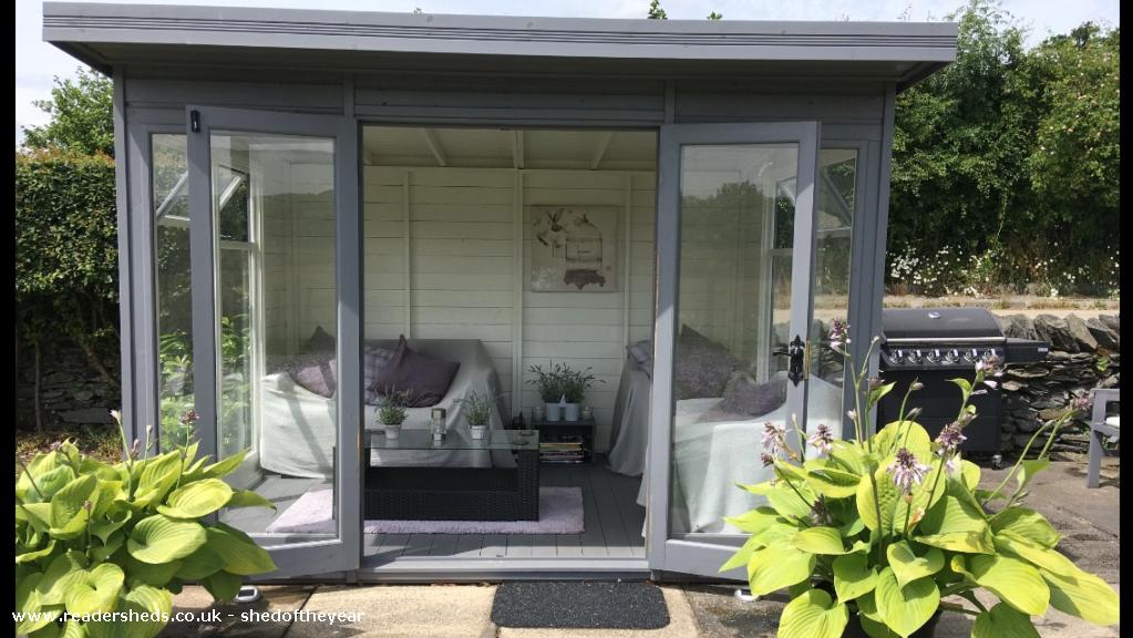 Photo of Pont Melin Shed, entry to Shed of the year-Front