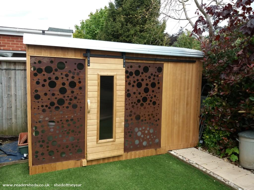 Photo of Hippy Hut, entry to Shed of the year