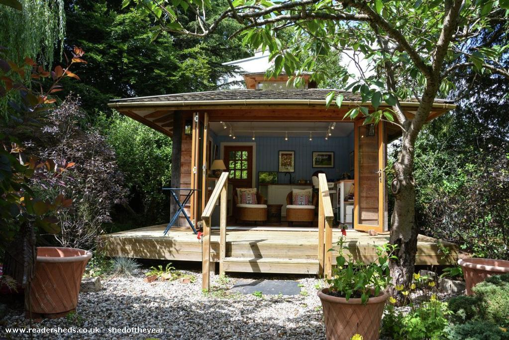 Jane's She-Shed