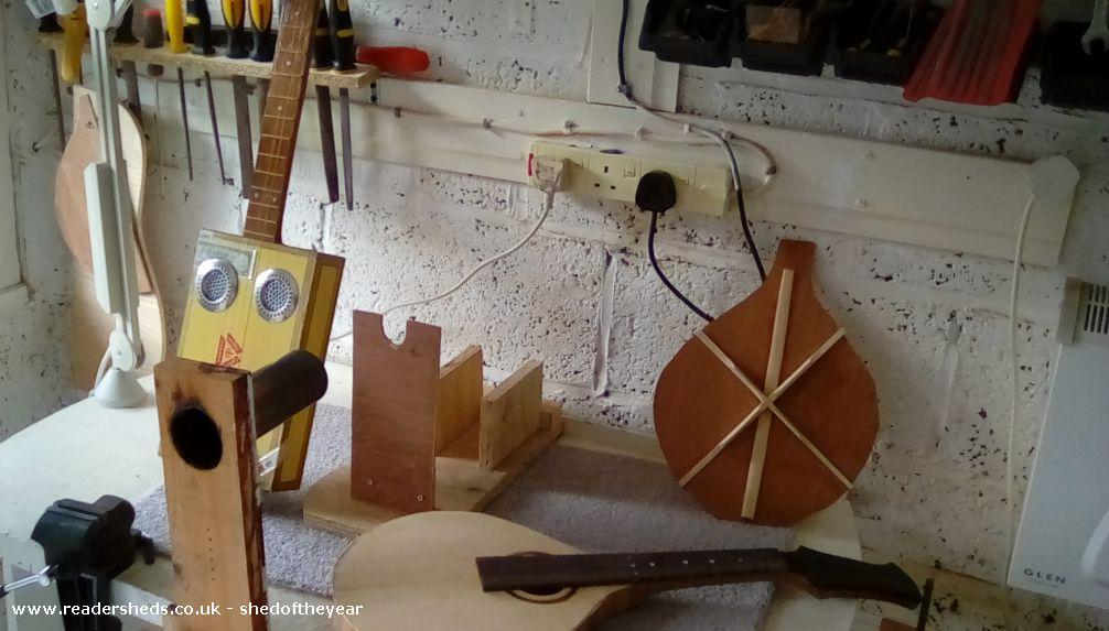 Luthiers Lair