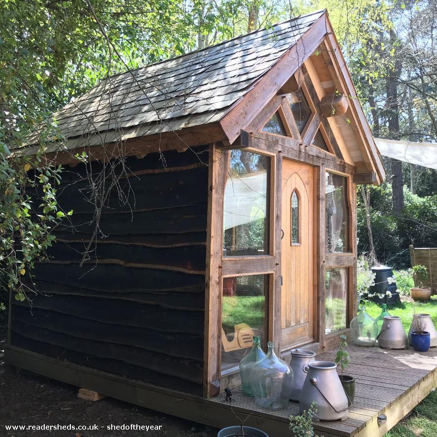 the oak cabin