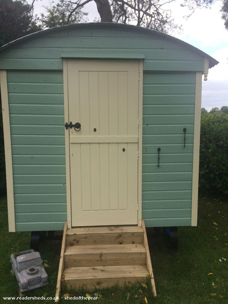 Photo of Maisie's Place, entry to Shed of the year