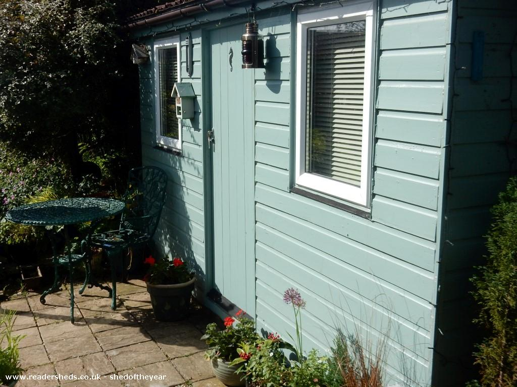 Photo of Coastguard's Cabin, entry to Shed of the year-Coastguard's Cabin exterior