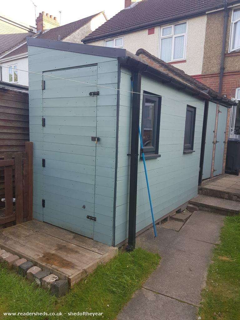 Photo of Bluebell, entry to Shed of the year