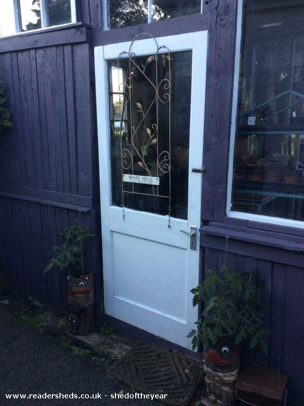 Photo of The Potting Shed, entry to Shed of the year
