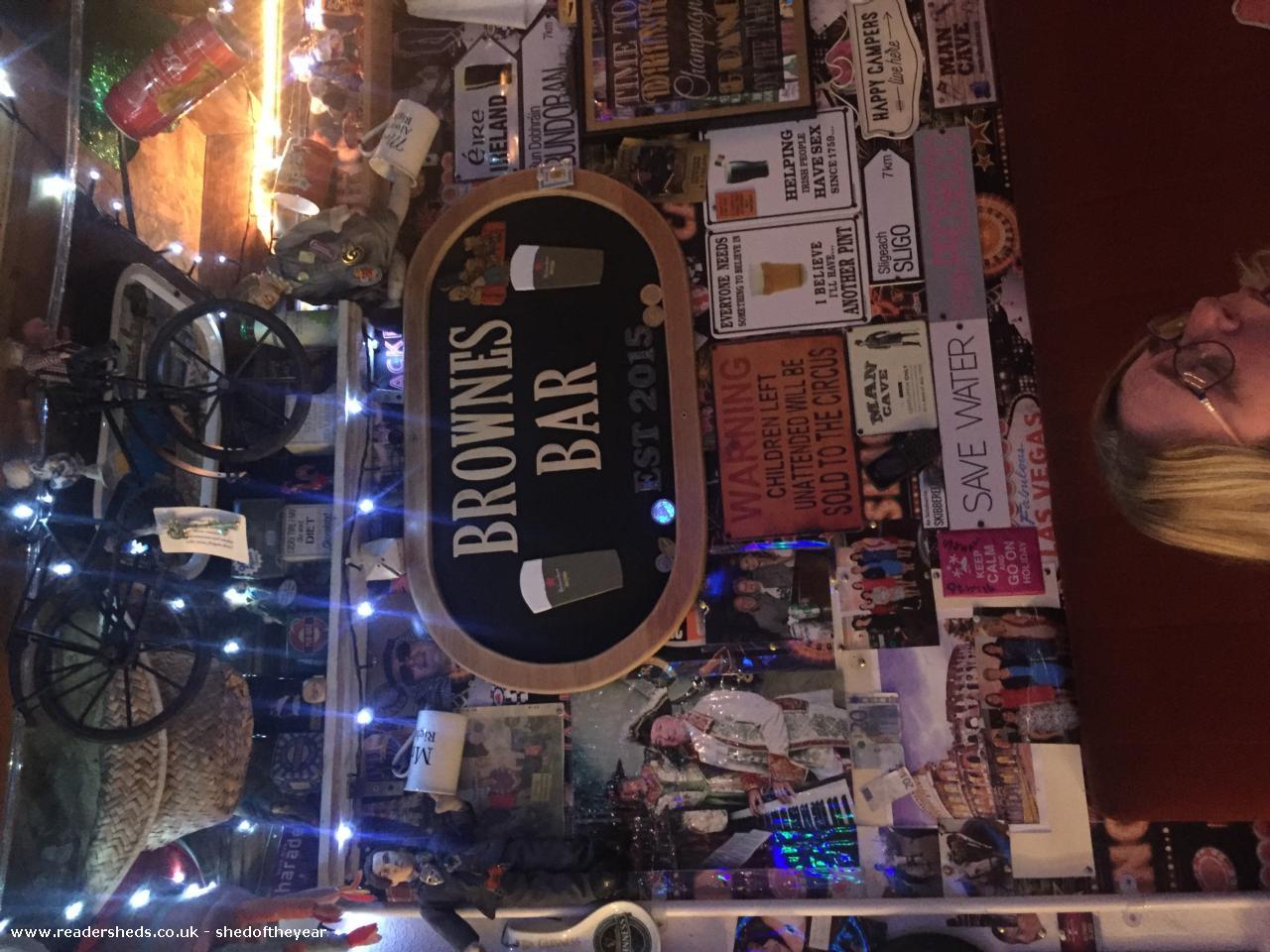 Brownes's bar