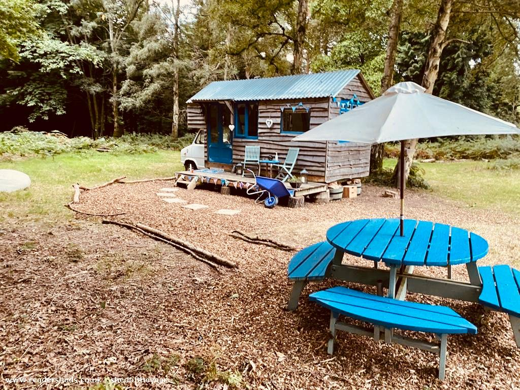 The Cabin in the Glade