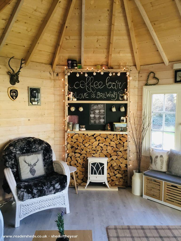 Photo of Ait Sona (Gaelic for Happy Place), entry to Shed of the year