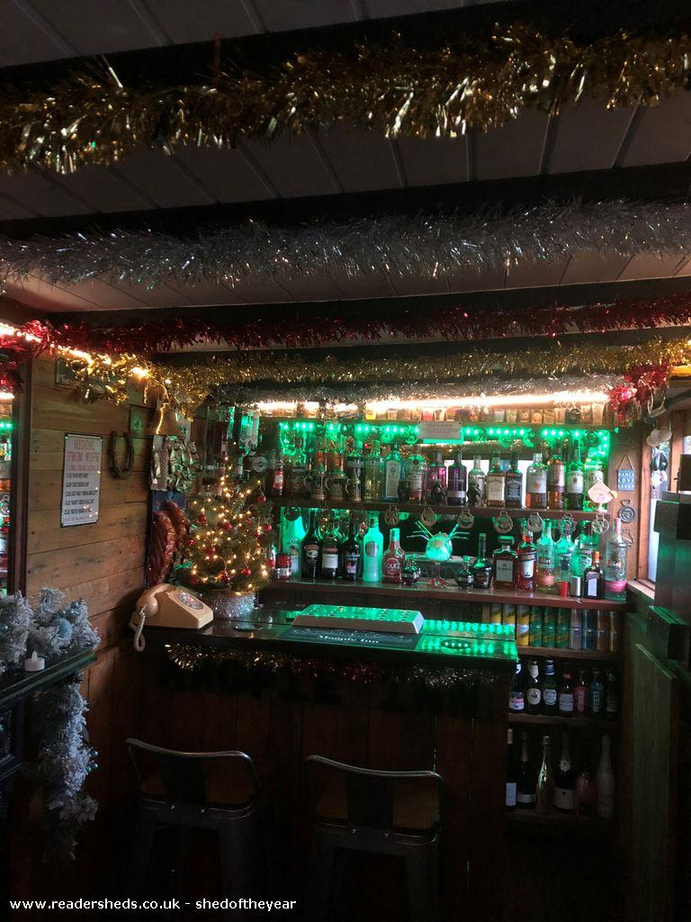 Photo of Magpie inn , entry to Shed of the year