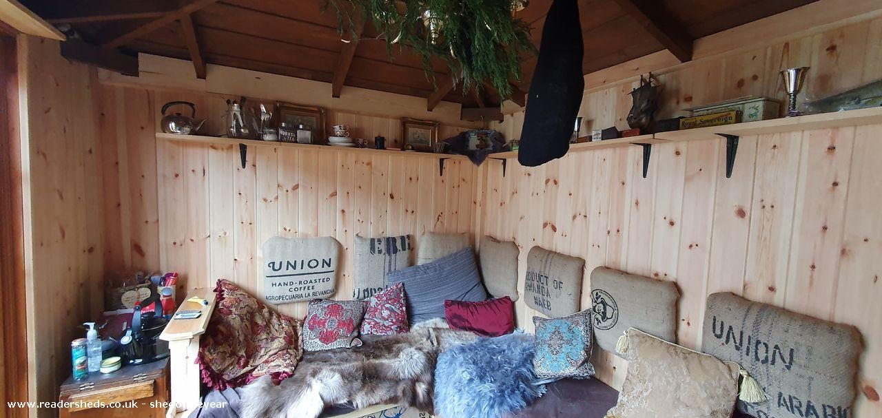 Photo of The Parlour @The Lady Shed, entry to Shed of the year