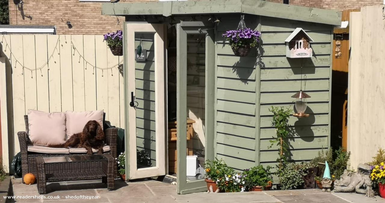 Photo of Roostag, entry to Shed of the year-Side view