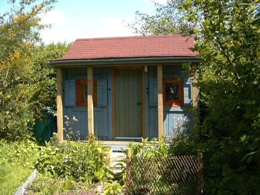 Photo of The Shed, entry to Shed of the year-
